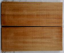 planche acajou instrument musique maquette lutherie mahogany