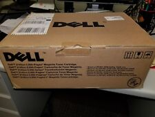 Genuine OEM Dell Magenta Toner 2145cn