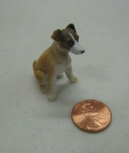 PUPPY DOG PET for Fisher Price Sweet Streets Dollhouse Shop Mini Loving Family