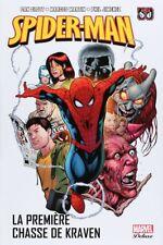 BD neuve Spiderman La première chasse de Kraven