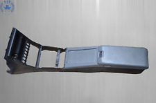 Original Mercedes Benz Sl R129 Centre Console Armrest Storage, Grey Top