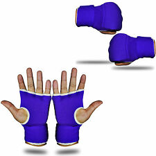 Boxing Quick Hand Wraps Padded Gloves MMA Protective Mittens Training Gloves