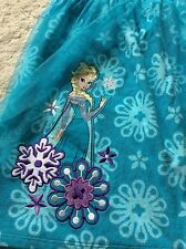 DISNEYSTORE – FROZEN ELSA – GIRLS SUMMER/ SWIM/ BEACH COVERUP – AGE 5-6 YEARS