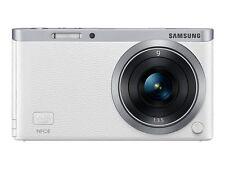 Samsung Smart Camera NX mini 20.5MP Digital Camera - White Brand new sealed!