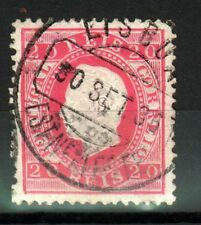 Portugal Stamps, #60B, Used, Cv 75 Euro