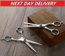 Hairdressing Scissors Salon Barber Hair Cutting / Thinning / Set Professional UK