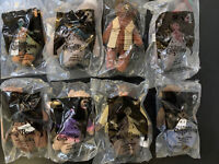 McDonalds Disney The Country Bears 2002 CompLete Set of 8 - New In Package