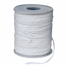 60M/Roll Spool of Cotton Square Braid Candle Wicks Wick Core Candle Making SP
