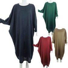 Winter Abaya Long Sleeve Dresses for Women