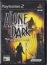 Alone in the Dark: The New Nightmare (CIB, PAL, PS2, VG Condition)
