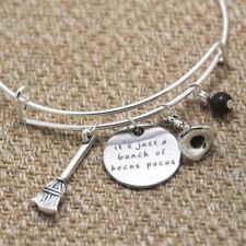 Hocus Pocus Inspired Halloween bracelet It's just a bunch of Hocus Pocus
