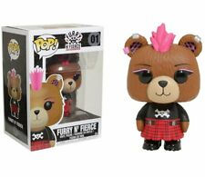Pop! Furry N' Fierce Hot Topic Build A Bear Exclusive #01 Figure Funko JCF