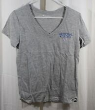 Champion Arizona Wildcats Short Sleeve V-Neck Size Medium