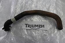 TRIUMPH DAYTONA 955i T595 colector de escape TUBOS 2 #R3720