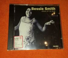 Bessie Smith empress of the blues no barre code new sealed cd