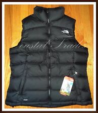 The North Face Women's Nuptse 2 700 Down Vest Black XL Extra Large NEW Nwt $149