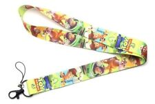 TOY STORY MOVIE Character Repeat LANYARD W/ Keychain