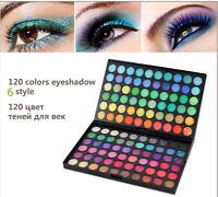 New Maquiagem 120 Color Palette Eye shadow Pro Cosmetics Makeup Cream Eyeshadow