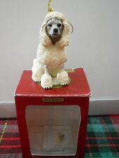 Collectors Series Limited Edition Poodle Ornament Last One