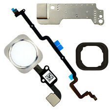 5, parte De Plata Boton Home Flex Cable Touch Id Asamblea parte Para Iphone 6 Plus