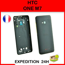 Rear frame cover back cover htc one m7 black