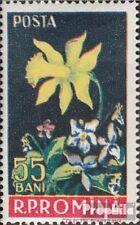Roumanie 1590 neuf avec gomme originale 1956 Fleurs
