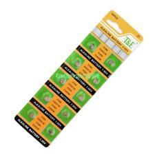 10pcs AG0 LR521 379 V520 SR521SW Button Cell Coin Battery 1.55V For Watch Toys
