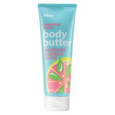 5 x 200ml Bliss Grapefruit and Aloe Body Butter Maximum Moisture Cream CLEARANCE