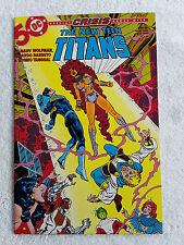 The New Teen Titans #14 (Nov 1985, Dc) Nm