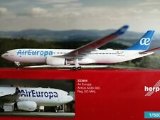 """Herpa Wings 1:500 533454  Air Europa Airbus A330-300 """"Francisca Acera"""""""