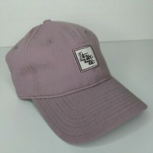 Lexington Legends Old Logo New Era 9TWENTY Purple Adjustable Women's Hat