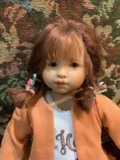 """Nel, 10"""" doll by Heidi Plusczok"""