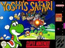 Yoshi's Safari NM Cartridge SNES Super Nintendo Video Game