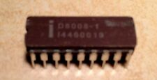 Intel D8008-1 Microprocessor - NOS - Very rare !