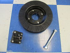 Rotary Cutter Tailwheel W/Friction Hub And Axle Bolt Fits Most All 4' &5' Mower