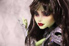 Monster high repaint doll art doll Witch OOAK **