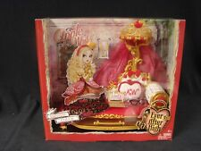 Ever After High Apple White Daughter of Snow White  Mattel 2013 Fainting Couch