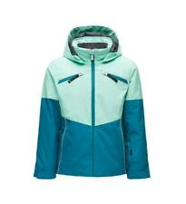 Spyder Conquer Ski Jacket - Youth Girls - Swell - 18