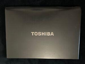 "TOSHIBA PORTEGE R700 13.3"" INTEL CORE i5 4GB RAM 320GB HDD WINDOWS 10 HDMI"