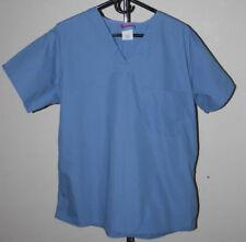 House (TV Show) Cast & Crew gift ~ Blue Hospital Scrubs Shirt