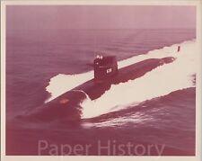 USS John C American Made! Calhoun SSBN-630 Officer License Plate Frame