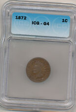 1872 Penny ICG Good4