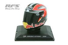 Helm - Hiroshi Aoyama -  Arai Helmet - Weltmeister 2009 - 1:5 AL 2009-HA-H26