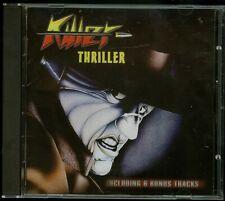 Killer (Switzerland) Thriller CD new