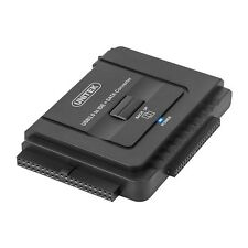 Unitek Y-3322A USB 3.0 to IDE and Sata Converter Hard Drive Adapter Universal