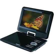 Sylvania SDVD9000B2-D-BLACK 9-Inch Portable DVD Player