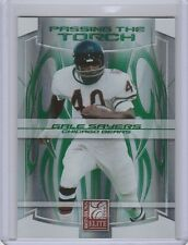 2008 Donruss Elite Gale Sayers/Devin Hester Passing the Torch 306/400 #PT-1 NM