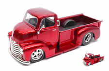 Chevy Coe Pick Up 1952 Metallic Red 1:24 Model JADA TOYS