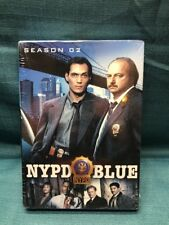 NYPD Blue - Season 2 (DVD, 2008, 6-Disc Set, Checkpoint Pan and Scan Sensormatic