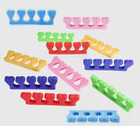 Toe Separator for Professional Pedicure Soft Foam 1/2/3/4/5/7 Pairs *US*